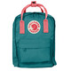 Fjällräven Kånken Backpack Kids frost green/peach pink